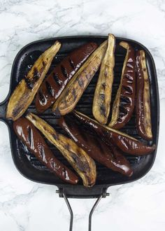 Roasted Eggplant Slices   The Anti-Cancer Kitchen Roasted Eggplant Slices, Roast Eggplant, Plant Based Diet, Plant Based Recipes, Cooking Eggplant, Warm Salad, Zucchini Salad, Cottage Pie