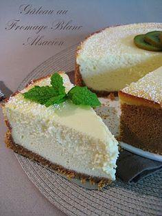 J'en reprendrai bien un bout...: The Perfect Gâteau au Fromage Blanc Alsacien... enfin!!!