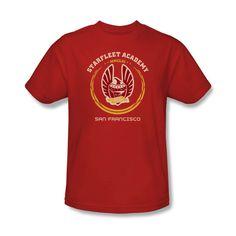Star Trek Starfleet Academy Fighting Phoenix Licensed Adult Pullover Hoodie