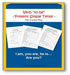 ESL: Verb to be  Present Simple TenseDirections and ideas on how to use this great document:This document has nice creative handouts to get your ESL learners or Elementary school students interested in learning and/or reviewing their English verbs at the present tense:* Learning to conjugate* Finding and Correcting the Mistakes* Matching* Unscramble* Pronouns and Translation* Answer KeysEnjoy the nice variety available!Note that the same document is also available for ESL learners with the…