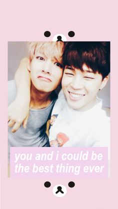 BTS || Jimin and V wallpaper for phone