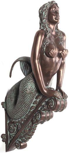 mermaid ship Figurehead