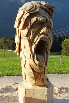 Erich Ruprechter Freischaffender Bildhauer - Galerie in Breitenbach…