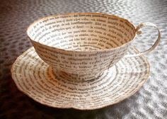 Top 10 Ideas of Repurposing Old Books Recycling Paper & Books