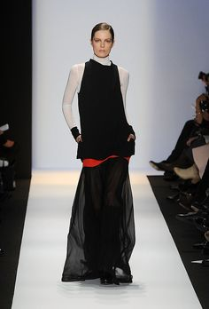 New York Fashion Week: BCBG Max Azria, Fall 2011