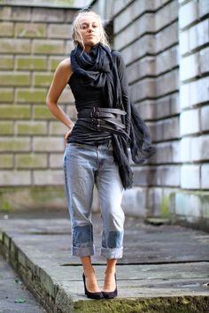 Boyfriend jeans by Gigi643