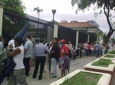 Consulado Americano dos EUA no Brasil