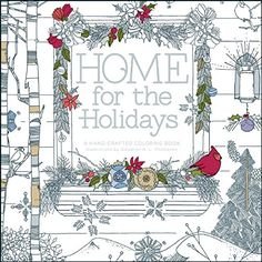 Home for the Holidays: A Hand-Crafted Adult Coloring Book by Galadrel L Thompson http://www.amazon.com/dp/0996599800/ref=cm_sw_r_pi_dp_sDTiwb0FZFACK