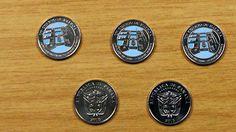 Circularán desde este miércoles monedas conmemorativas al Canal de Panamá