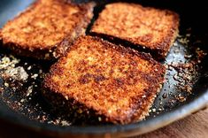 Crunchy French Toast by Pioneer Woman