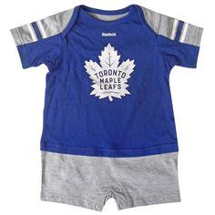 Toronto Maple Leafs Reebok Infant  Breakout Star  Jersey Romper 76e7dc726