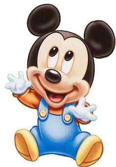 Baby Mickey Reach