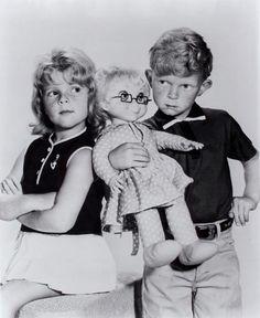 Buffy, Jody and Mrs. Beasley!