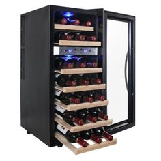 Wine storage - correct storage is essential. See these good tips.