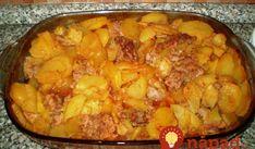 Egyptské zemiaky: Keď pripravíte takto obyčajné zemiaky takto, všetci doma vás budú na rukách nosiť!
