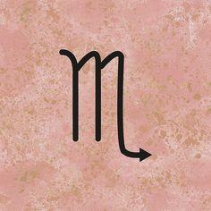 Panna, Symbols, Patterns, Horoscope, Glyphs, Icons