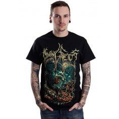 Dying Fetus - Prey - T-Shirt - Offizieller Merchandise Online Shop - Impericon.com
