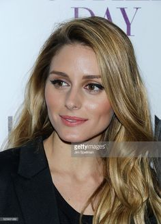 Socialite Olivia Palermo attends the screening of Open Road Films' 'Mother's Day' hosted by The Cinema Society with Lands' End at Metrograph on April 28, 2016 in New York City.