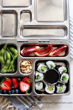 5 more healthy lunches with Planetbox