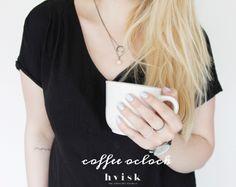 Coffee time #hvisk #hviskstylist #minimalistic