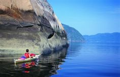 Combine your passion for learning and the great outdoors on educational cycling tours in the United States and around the world. Route 138, Les Fjords, Charlevoix, Road Trip, Destinations, Canada, I Want To Travel, The Great Outdoors, Kayaking