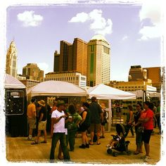 Columbus Arts Festival 2012! Photo by @alibali113