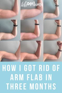 I got rid of my arm flab in just three months and using only 5 pound weights! It only takes 15 minutes, 4 times a week to get toned arms. How I Got Rid Of Arm Flab In Three Months Fitness Workout For Women, Body Fitness, Fitness Diet, Health Fitness, Physical Fitness, Fitness Games, Fitness Logo, Summer Fitness, Fitness Gear