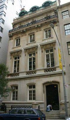 Henry T. Sloane Mansion 1905, 18 East 68th Street