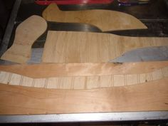 Children's Rocking Dinosaur : 5 Steps (with Pictures) - Instructables Childrens Rocking Horse, Best Router, Strongest Glue, Brass Wood, Router Table, Oak Stain, Wood Screws, Pattern Drawing, Red Oak