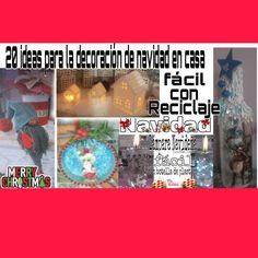 20 Christmas Decoration ideas at Home, christmas Decor 20 decoraciones navideñas para el hogar