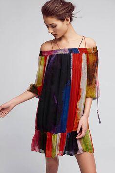 Floreat Zora Off-The-Shoulder Dress