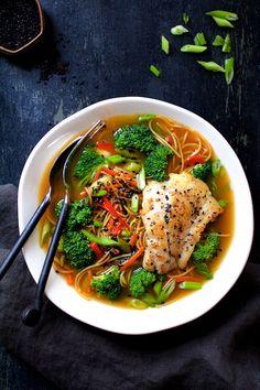 Asian Vegetable Nood