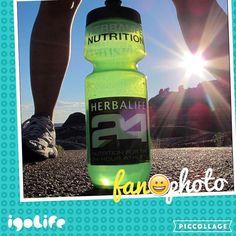 La hidratación es parte importante de un estilo de vida activo y saludable #fanphoto #herbalifestyle #herbalife24  #hidratación #healthyactivelifestyle