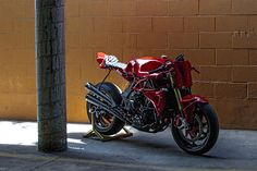 MV Agusta 'Ago TT' by Deus Customs