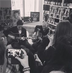 Counterfeit acoustic life session #TogetherWeAreStronger.