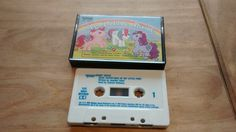 vintage g1 my little pony story cassette tape in Toys & Games, TV & Film Character Toys, TV Characters | eBay