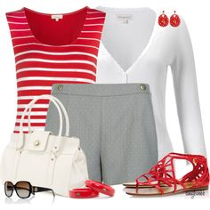 """""""Red/Grey/White Contest 2"""""""