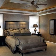 Modern and Luxury Master Bedroom Remodel