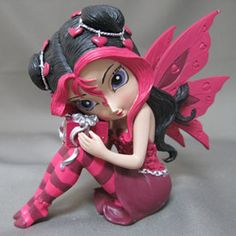 Heart Fairy - Fairies from the Heart - Jasmine Becket-Griffith