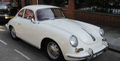1964 Porsche so cute!