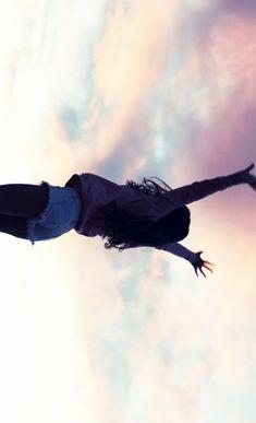 Catch me when I fall.