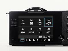 IWASAKI DESIGN STUDIO » dp2 Quattro / 30mm Fixed focal length