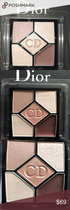 DIOR EYESHADOW Brand new and authentic Dior discontinued eyeshadow. Sold out everywhere. Absolutely gorgeous pallet. ❌NO TRADES❌ Christian Dior Makeup Eyeshadow