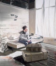 Andy Denzler's Paintings | Trendland: Fashion Blog & Trend Magazine