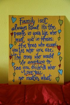 Custom Scripture or Quote Painting 16X20 Canvas by graceelliott10, $30.00
