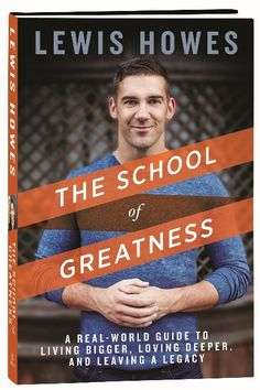 Inside Lewis Howes' Nine Steps To Book Marketing Success - Building an audience to guarantee sales for The School of Greatness