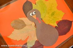 15 Turkey Crafts Kids Can Make for Thanksgiving (PHOTOS)