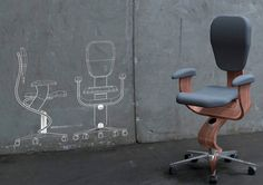 """Concept """"office chair"""""""