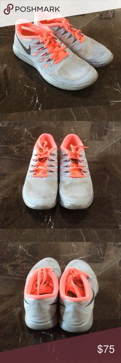 Make an offer on these Nike Free Run 5.0 Gray Nike Free Run H2o Repel in great condition. Nike Shoes Sneakers