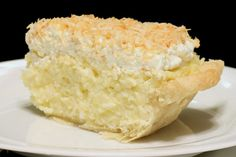 Lactose Free Coconut Cream Pie by Stacy Spensley, via Flickr